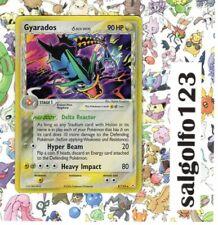 Gyarados Pokemon Holo Rare Delta Species Decent/ Good Condition.