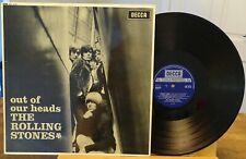 The Rolling Stones - Out Of Our Heads 1973 FFSS UK Vinyl LP