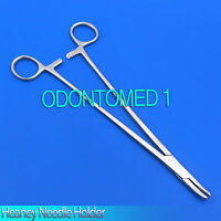 "Heaney Needle Holder 10"" Surgical Ob/ Gyn Instruments"