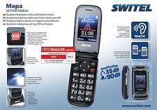 SWITEL M270D NERO CELLULARE COMPATIBILE APPARECCHI ACUSTICI M4/T4 FACILITATO