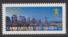 Canada 2010 #2368i - Vancouver Olympic Winter Games die cut