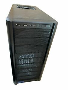 Antec Three Hundred 300 Ultimate Gaming Case Mid Tower ATX VGC