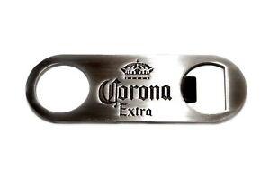 Stainless Steel Beer Bottle Cap Speed Flip Opener Bar Tender Blade Gift Corona