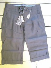 Fat Face Straight Leg Mid Capri, Cropped Trousers for Women