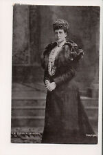 Vintage Postcard Princess Alexandra of Denmark Queen of Great Britain