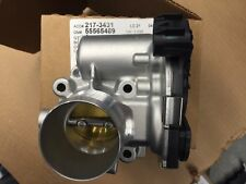 GM OEM-Throttle Body 55565489