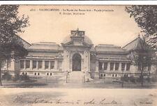 VALENCIENNES 4825 le musée des beaux-arts façade principale archi. dusart timb.