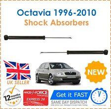 For Skoda Octavia 1996-2010 2 Rear Shock Absorbers Set Shockers Dampers Pair New