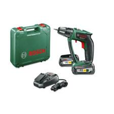 Bosch Batterie-visseuse PSR 18 li-2 Ergonomic Incl. 2 batteries, valise, Chargeur