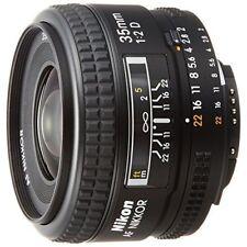 Near Mint! Nikon AF FX NIKKOR 35mm f/2D - 1 year warranty