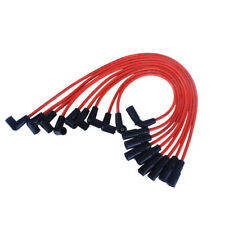 Spark Plug Wires IgnitionCable Set Leads For GMC Chevrolet Express95-05 5.0L5.7L