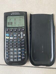 Calculatrice Texas Instruments Ti-89 Titanium