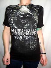 Disturbed Band The Guy Hanes Graphic Tee 100% Black Cotton Sz Men's S Juniors L