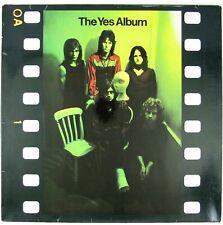 YES The Yes Album LP 1971 PROG ROCK NM- NM-