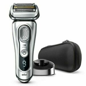 Braun Series 9 9330S Cordless Rechargeable Men's Electric Razor Free Shipping