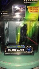 Star Wars The Power of the Force Electronic Power F/X Darth Vader figurine