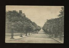 Lancashire Lancs WIGAN Park View Used 1910 PPC