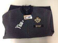 Rare Authentic Kobe Bryant 2016 All Star Jacket Warm-Up Black Mamba AD Oregon