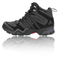 Chaussures et bottes de randonnée noirs adidas