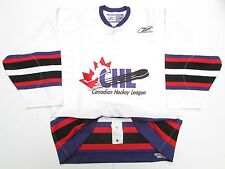 CHL TOP PROSPECTS GAME AUTHENTIC PRO WHITE REEBOK HOCKEY JERSEY SIZE 54