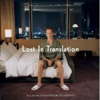OST/VARIOUS - LOST IN TRANSLATION  CD NEU