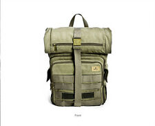 Matin Original New Model Roll Top 270 Backpack Outdoor Camera Bag Green