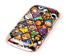 Hülle f Samsung Galaxy Young S6310 Schutzhülle Tasche Cover Case Emoticons Comic