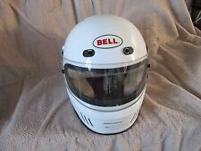 BELL SPORT 2 HELMET SIZE M SPORT 2 EXTENDED COVERAGE HAS FIA SAFETY REGULATION