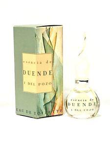 ESENCIA DE DUENDE by J. DEL POZO for WOMEN 5ml-0.17oz EDT Splash MINI Size (BI11