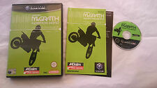 JUEGO COMPLETO JEREMY MCGRATH SUPERCROSS WORLD NINTENDO GAME CUBE GAMECUBE PAL