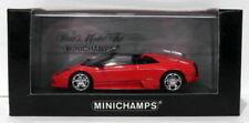 Véhicules miniatures rouge MINICHAMPS pour Lamborghini