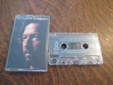 cassette audio ERIC CLAPTON journeyman