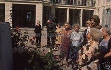 KAREN CHERYL 70s DIAPOSITIVE DE PRESSE VINTAGE SLIDE #54