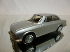 CENTURY 17 ALFA ROMEO GTV 2000 - 1972 - SILVER 1:43 - GOOD CONDITION