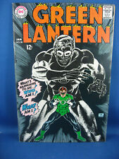 GREEN LANTERN 58 VF NM HIGH GRADE 1967