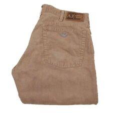 Pantaloni da uomo ARMANI marrone