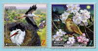 "2019 Ukraine. EUROPA CEPT ""National birds of Ukraine""."
