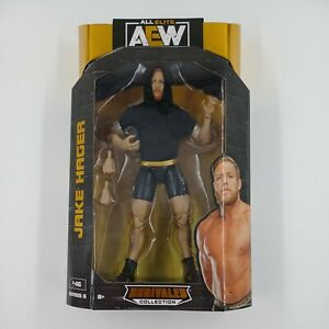 AEW Unrivaled Series 6 JAKE HAGER Action Figure All Elite Wrestling NEW