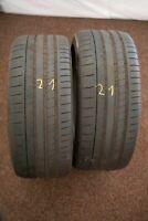 2x Michelin Pilot Super Sport MO 245/40 R18 97Y DOT 0217 5,5 mm Sommerreifen
