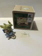 """""""Squish!� Whimsical World Of Pocket Dragons Real Musgrave With Box"""