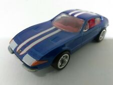 2011 HOT WHEELS 1/64 METAL BODY & CHASSIS FERRARI 365 GTB/4 DAYTONA REAL RIDERS