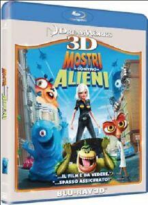 Mostri Contro Alieni (3D) (Blu-Ray) 041299BX PARAMOUNT