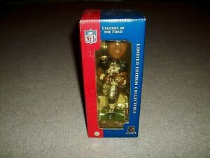 "New T.J. Duckett Falcons Legends of the Field 7"" Bobblehead Forever Collectibles"