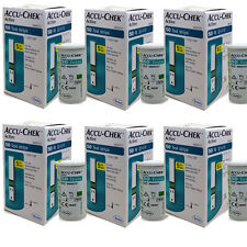 ACCU CHEK Active Test Strips 50x6(300Sheets) Tracking number, Expiration:12/2017