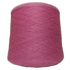 Alpaca Yarn on Cone - Light Pink - Lace Weight - 1KG