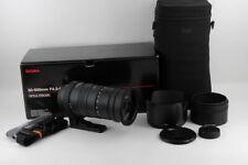 [Mint++ in Box] SIGMA APO 50-500mm F4.5-6.3 DG OS HSM Lens for Nikon F Mount