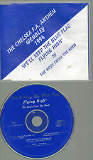 CHELSEA F.A. ANTHEM WEMBLEY 1994 WE'LL KEEP THE BLUE FLAG FLYING HIGH CD