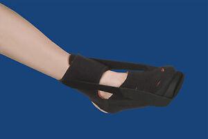 Thermoskin 124 Ultra FXT Plantar Fasciitis Support Foot Brace Night Splint Boot