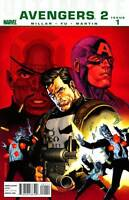 Ultimate Comics Avengers 2 #1 Comic Book - Marvel