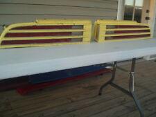 1974-78 Pontiac Trans Am tail lights pair (yellow) SK# BJS